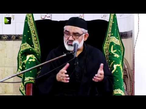 [04] Topic: Nahjul Balagha, Haris Hamdani Kay Naam Maktoob | H.I Ali Murtaza Zaidi | Safar 1441 - Urdu