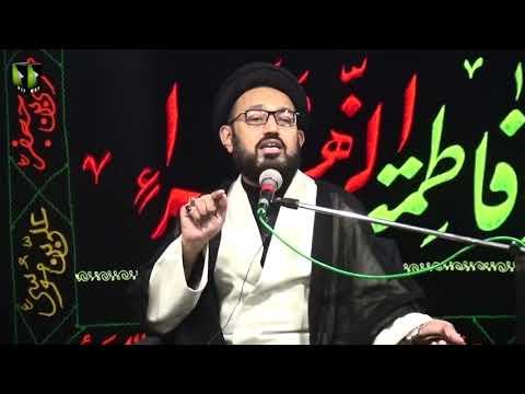 [Majlis] Topic: Imam Ali (as) Ke Nigah May Mutawazin Zindagi | H.I Sadiq Taqvi | Muharram 1441 - Urdu