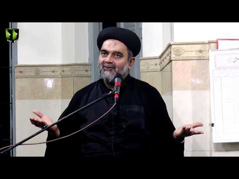 [10] Topic: Mojizaat Imam Hasan (as) Or Tarekh e Azwaaj e Masoom | H.I Muhammad Ali Naqvi - Urdu