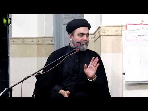 [12] Topic: Mojizaat Imam Hasan (as) Or Tarekh e Azwaaj e Masoom | H.I Muhammad Ali Naqvi - Urdu