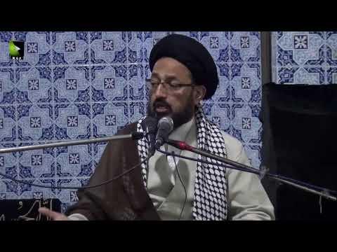 [05] Topic: Imam (aj) kay Liey Tayyari Or Rouhani Rabta | H.I Sadiq Taqvi | Safar 1441 - Urdu