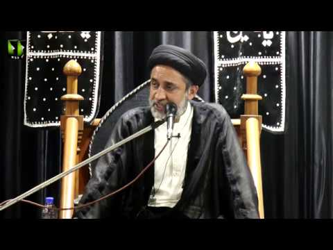 [01] Topic: Karbala Sirat e Mustaqeem | H.I Muhammad Haider Naqvi | Safar 1441 - Urdu