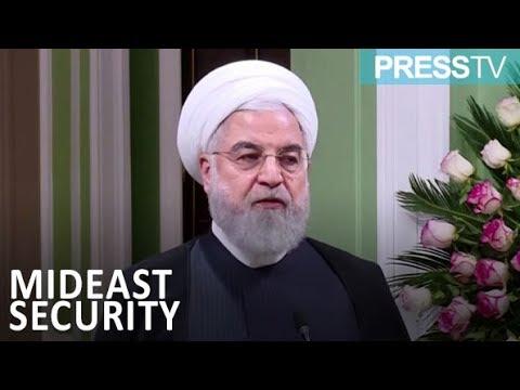 [13/10/19] Rouhani: Ending Yemen war key to regional peace - English