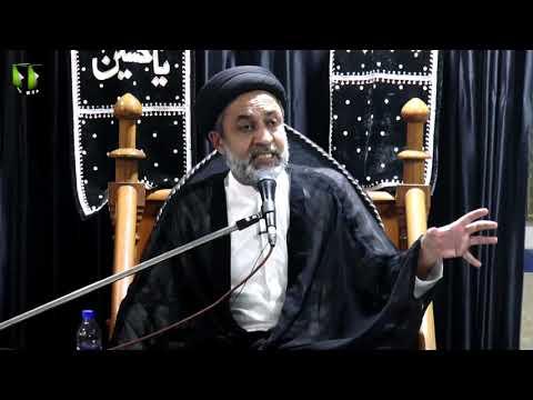 [03] Topic: Karbala Sirat e Mustaqeem | H.I Muhammad Haider Naqvi | Safar 1441 - Urdu