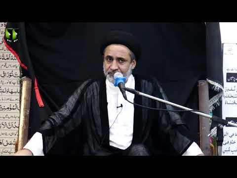 [05] Topic: Quran or Karbala | H.I Muhammad Haider Naqvi | Safar 1441 - Urdu