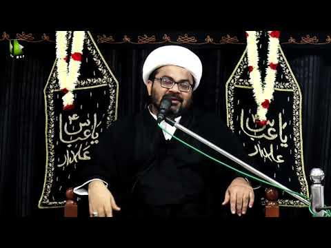 [02] Topic: Nafs e Mutmaina | H.I Muhammad Raza Dawoodani | Safar 1441 - Urdu