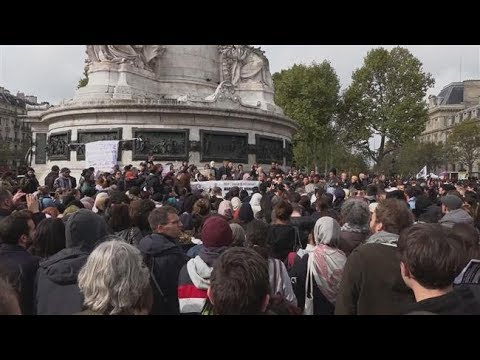 [20/10/19] France rallies against latest Islamophobia wave - English