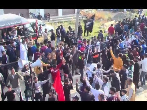 [21/10/19] Kashmiri Muslims commemorate Arbaeen - English