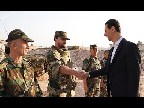 [23/10/19] Assad: Syrian army will retake areas lost in 8-year war - English