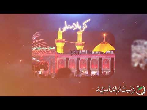 Nohay 2019 | Halqa Najaf Se Karbobala ka Barhae Ge | Dasta e Imamia - Urdu
