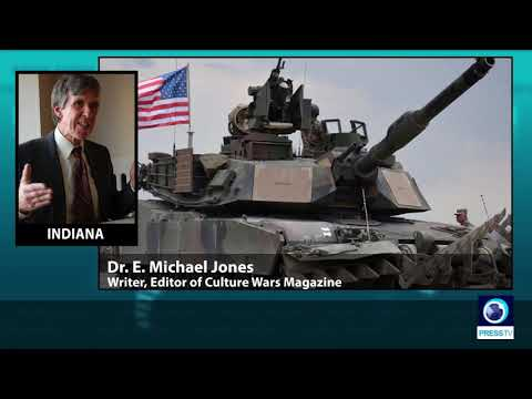 [24/10/19] US military industrial complex needs war to stay in existence: Analyst - English