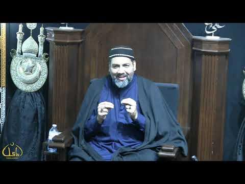 [Majlis 04] Stress Management in Islam |  Sayyed Asad Jafri  Muharram 1441/2019English