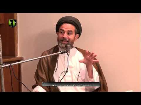[Majlis] Tehreek e Karbala, Dour e Imam Zain ul Abideen (as) May   Moulana Mehdi Kazmi - Urdu