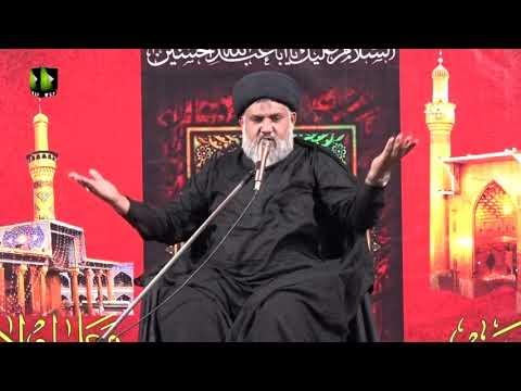 [Majlis] Topic: Imam Sajjad (as)   Moulana Hasan Raza Hamdani - Urdu