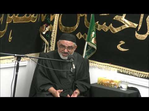 Majlis 29th Safar 1441 Hijari 28th October 2019 - Agha Syed Ali Murtaza Zaidi at Lady Fatimah (S.A) Center-Urdu