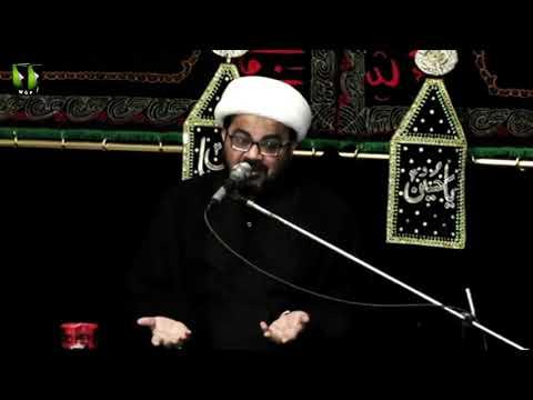[02] Topic: Risalat, Wilayat Or Malukiyat | H.I Muhammad Raza Dawoodani | Safar 1441 - Urdu
