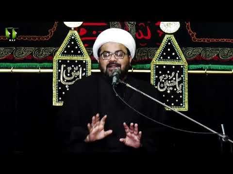 [03] Topic: Risalat, Wilayat Or Malukiyat | H.I Muhammad Raza Dawoodani | Safar 1441 - Urdu