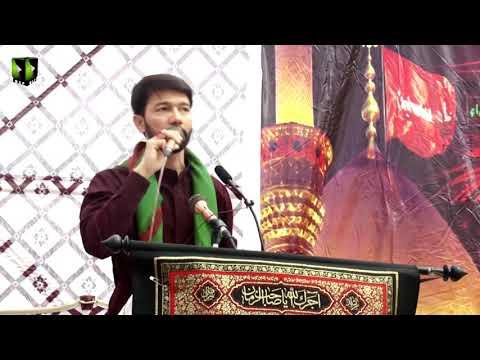 [Youm-e-Hussain as] Br. Ali Safdar Rizvi    Jinnah Hospital   Safar 1441 - Urdu
