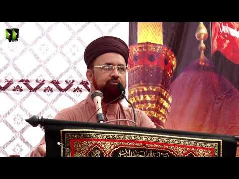 [Youm-e-Hussain as] Janab Faisal Azizi |  Jinnah Hospital | Safar 1441 - Urdu