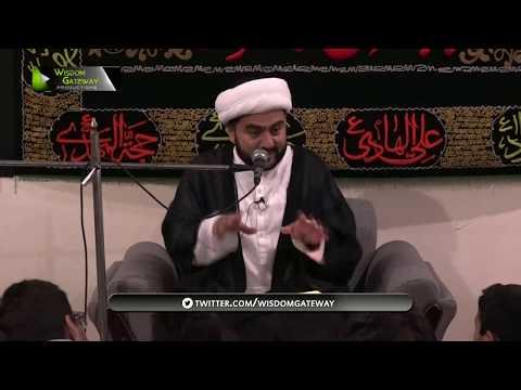 [05] Topic: Taqwa - تقوی | H.I Moulana Muhammad Nawaz | Muharram 1441 - Urdu