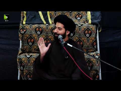 [01] Topic: Karbala Ta Zahoor | Moulana Arif Shah Kazmi | 1441/2019 - Urdu