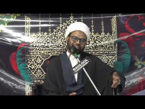 [01] Qiyam e Hussaini se Inquilab e Mahdavi tak - Moulana Akhtar Abbas Jaun