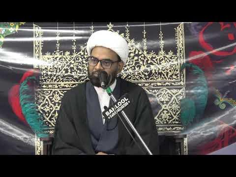 [02] Qiyam e Hussaini se Inquilab e Mahdavi tak - Moulana Akhtar Abbas Jaun - Urdu