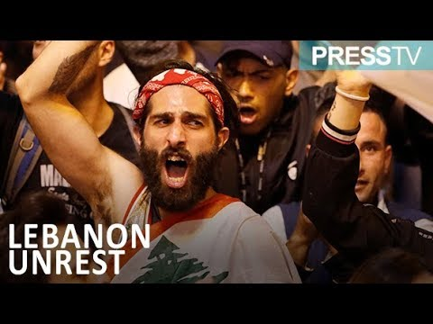 [03/11/19] Thousands of Lebanese people hold fresh anti-govt. rally in Beirut - English