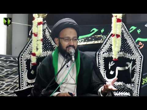 [03] Topic: Rahe Wilayat or Kamyabi | H.I Sadiq Raza Taqvi | 1441/2019 - Urdu