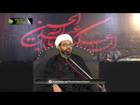 [03] Topic: Quran main Ayaat e Wilayat |H.I Muhammad Raza Dawoodani| Muharram 1441 - Urdu