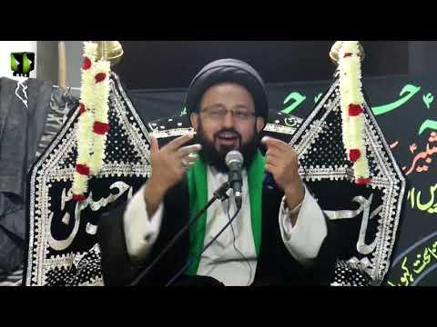 [04] Topic: Rahe Wilayat or Kamyabi | H.I Sadiq Raza Taqvi | 1441/2019 - Urdu