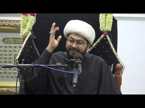 Majlis 2nd Rabi-ul-Awwal 1441 Hijari 31st Oct 2019 Topic:موت By H I Sajid Hussain Vakil at Mehfil-e-Murtaza a.s-Urdu