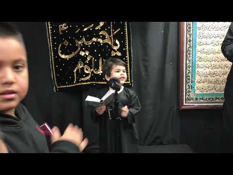[Noha] Muslim Moosavi | Almahdi Islamic Center Toronto at Shab Baidary - Urdu
