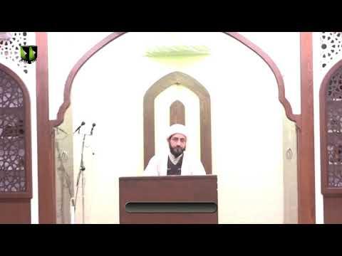 [Speech] Milad un Nabi(a.s.w.s) & Hafta e Wahdat | Molana Ali Ahmed Aijazi | Rabi-ul-Awal 1441-2019 | Urdu