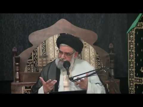 3. Family Life in Islam | Muharram 1441 | Maulana Syed Muhammad Rizvi - English
