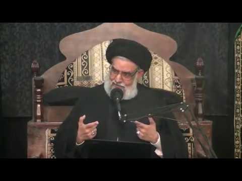 8. Family Life in Islam | Muharram 1441 | Maulana Syed Muhammad Rizvi