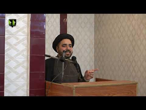 [FRIDAY SERMON خطبہ جمعہ] H.I Agha Syed M. Raza Musvi | 29 November 2019 | Urdu