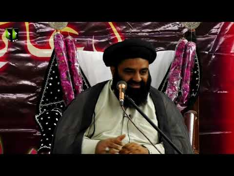 [02] Topic: Maad Aur Barzagh | معاد اور برزخ | H.I Kazim Abbas Naqvi - Urdu