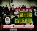 The Decline of the Western Civilization | Leader of the Muslim Ummah | Farsi Sub English