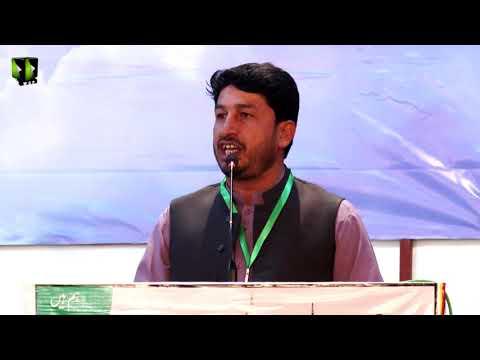 [Speech] Janab Musawar Mehdi | Shab-e-Shohada |  Aashiqaan -e- Mehdi (atfs) Convention 2019 - Sindhi