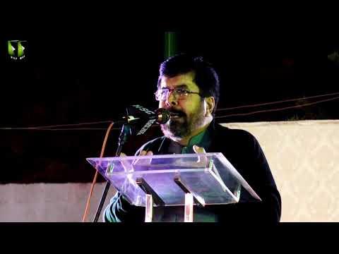 [Manqabat] Tahafuz-e-Namoos-e-Imam Mehdi (as) Conference   Janab Mukhtar Fatehpori - Urdu