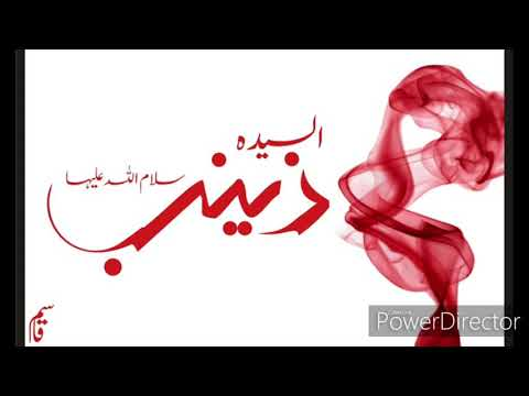 Lady Zaynab SA speech- English