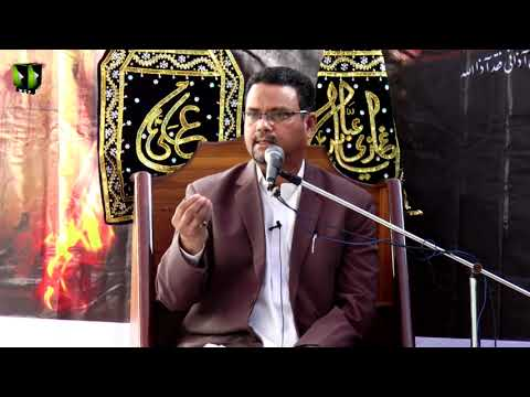 [Majlis-e-Aza] Ayaam-e-Fatimiya (sa) 1441 | Dr. Zahid Ali Zahidi - Urdu