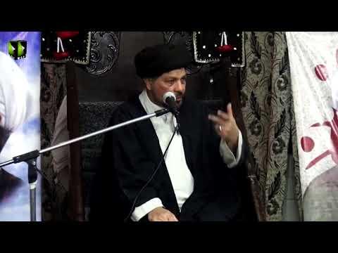 Majlis-e-Tarheem | Shaheed Qasim Soleimani, Abu Mehdi Muhandis | H.I Syed Baqir Zaidi - Urdu