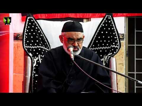 [Majlis] Shab-e-Girya Wa Dua | Shahadat Hazrat Fatima Zehra (sa) | H.I Syed Ali Murtaza Zaidi - Urdu