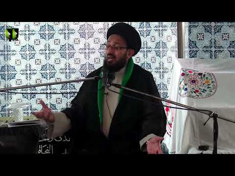 [Majlis] Topic: Zindagi May Or Mout Kay Baad Talqeen Ka Asar | H.I Sadiq Raza Taqvi - Urdu