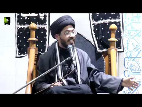 [Majlis 1] Hazrat Fatima Zehra (sa) Muhafiza-e-Wilayat | Moulana Farrukh Abbas - Urdu