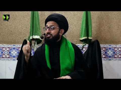 [Majlis 2] Tehreek-e-Fatimi May Ayaat-e-Qurani Say Istadlaal   H.I Sadiq Raza Taqvi - Urdu