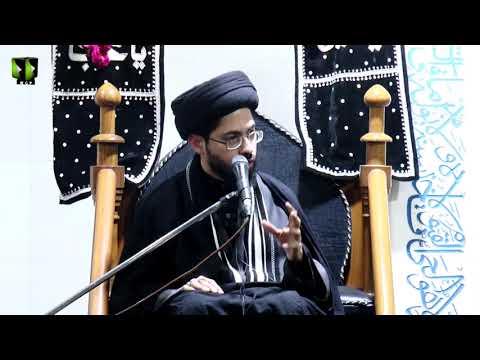 [Majlis 2] Hazrat Fatima Zehra (sa) Muhafiza-e-Wilayat | Moulana Farrukh Abbas - Urdu
