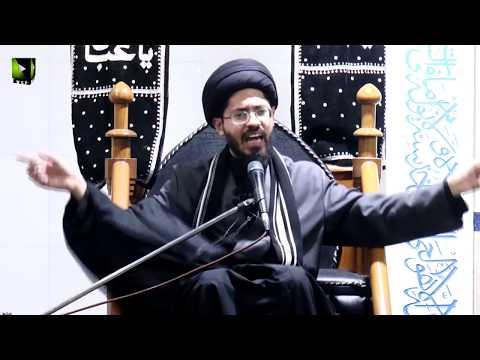 [Majlis 3] Hazrat Fatima Zehra (sa) Muhafiza-e-Wilayat   Moulana Farrukh Abbas - Urdu